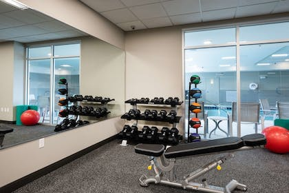 Fitness Facility | Best Western Plus West Lawrence