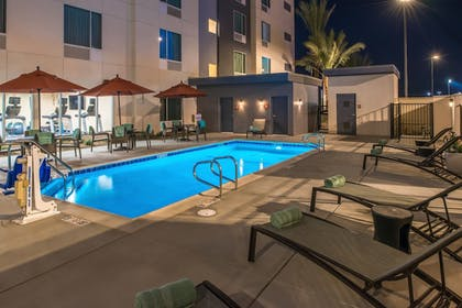 Pool | TownePlace Suites by Marriott Ontario Chino Hills
