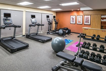 Fitness Facility | TownePlace Suites by Marriott Ontario Chino Hills