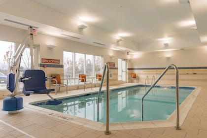 Sports Facility | TownePlace Suites by Marriott Syracuse Liverpool
