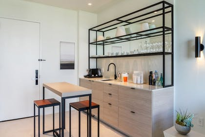 In-Room Kitchenette | Hyde Suites Midtown Miami