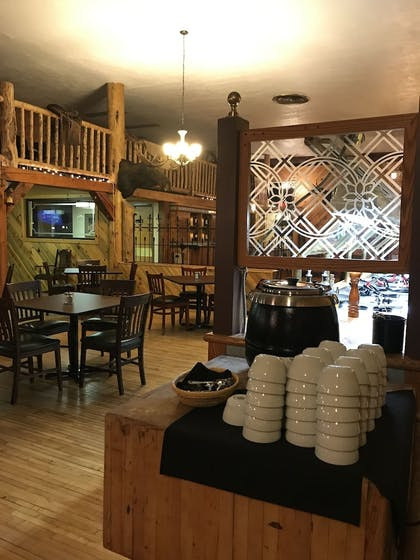 Dining | Colter's Lodge