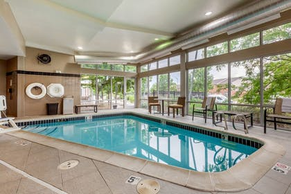 Pool | Cambria Hotel Fort Collins