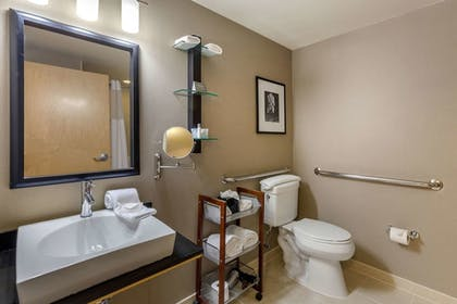 Bathroom | Cambria Hotel Fort Collins