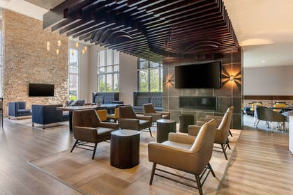 Lobby | Cambria Hotel Fort Collins