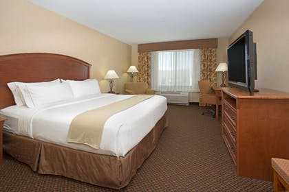 Room | Holiday Inn Express Mitchell
