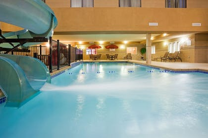 Pool | Holiday Inn Express Mitchell