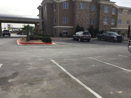 Property Grounds | AE Hotels Andrews Inn and Suites
