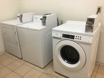 Laundry Room | AE Hotels Andrews Inn and Suites