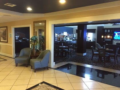 Lobby | AE Hotels Andrews Inn and Suites