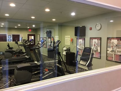 Gym | AE Hotels Andrews Inn and Suites