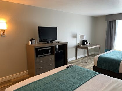 Living Area | AE Hotels Andrews Inn and Suites
