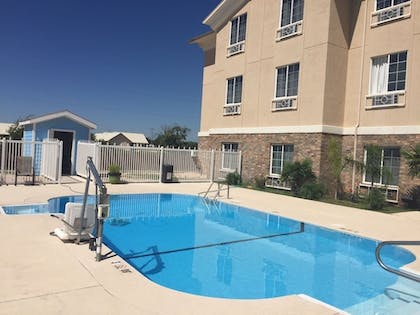 Outdoor Pool | AE Hotels Andrews Inn and Suites