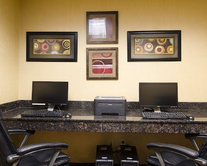 Business Center | MainStay Suites Rogers near I-49