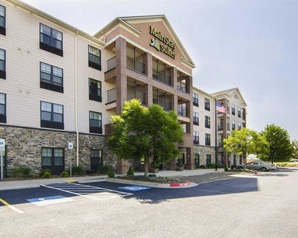 Exterior | MainStay Suites Rogers near I-49