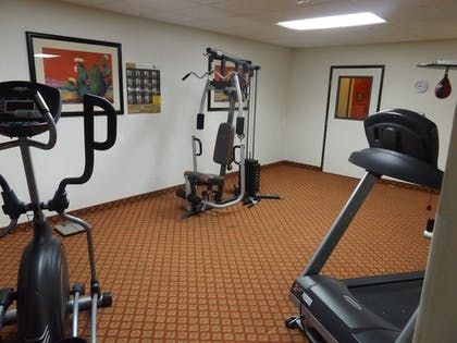 Gym | Sierra Vista Extended Stay