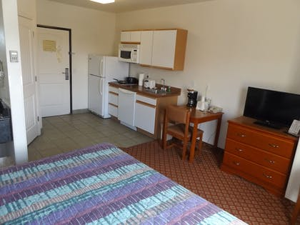 In-Room Kitchen | Sierra Vista Extended Stay