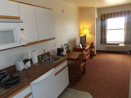 In-Room Kitchenette | Sierra Vista Extended Stay
