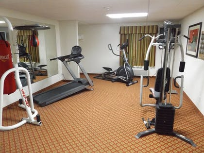 Fitness Facility | Sierra Vista Extended Stay