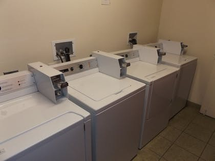 Laundry Room | Sierra Vista Extended Stay