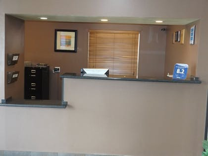 Concierge Desk | Sierra Vista Extended Stay