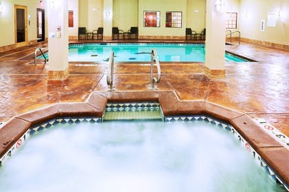 Pool | Holiday Inn Express & Suites Yukon