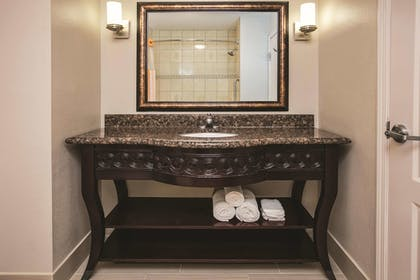 Bathroom | La Quinta Inn & Suites by Wyndham Dallas South-DeSoto
