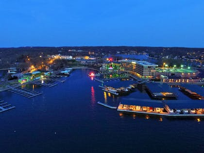 Aerial View   Camden on the Lake Resort & Spa