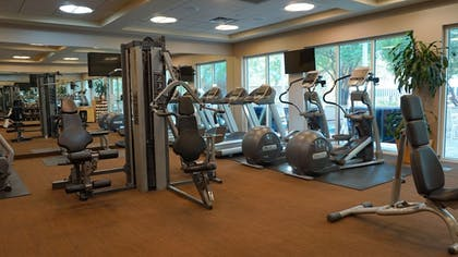 Fitness Facility | Agua Caliente Resort Casino Spa Rancho Mirage