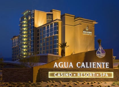 Exterior | Agua Caliente Resort Casino Spa Rancho Mirage