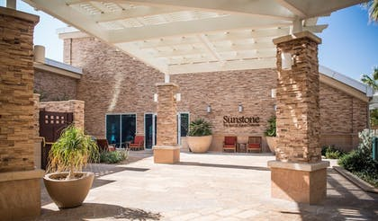 Terrace/Patio | Agua Caliente Resort Casino Spa Rancho Mirage