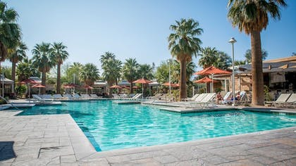 Outdoor Pool | Agua Caliente Resort Casino Spa Rancho Mirage