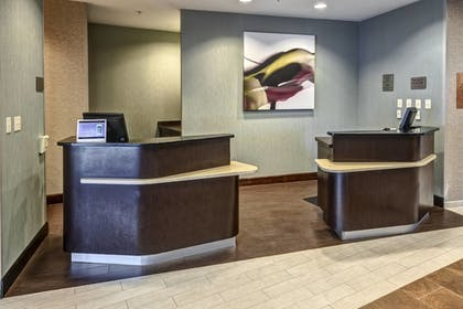 Check-in/Check-out Kiosk | Courtyard by Marriott Newport News Airport