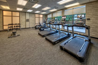 Fitness Facility | Courtyard by Marriott Newport News Airport
