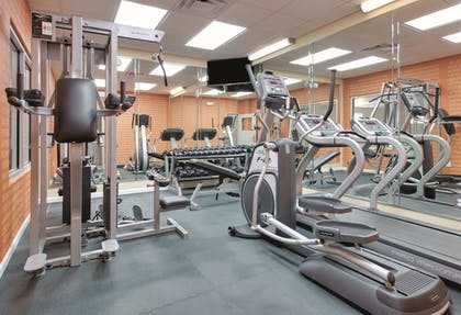 Fitness Facility | La Quinta Inn & Suites by Wyndham Corsicana