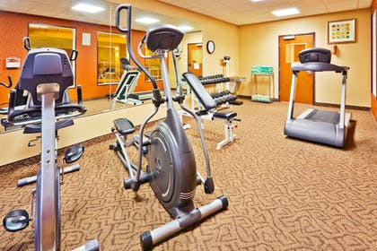Fitness Facility | Holiday Inn Express Hotel & Suites Magee