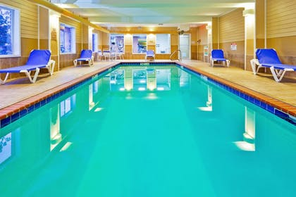 Pool | Holiday Inn Express Hotel & Suites Magee