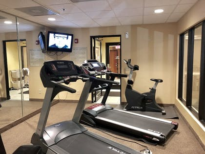 Fitness Facility | Comfort Inn & Suites Montgomery Eastchase