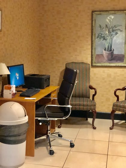 Business Center | Comfort Inn & Suites Montgomery Eastchase