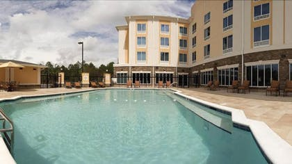 Outdoor Pool   Holiday Inn Express Hotel & Suites Mobile/Saraland