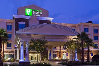 Exterior   Holiday Inn Express Hotel & Suites Mobile/Saraland
