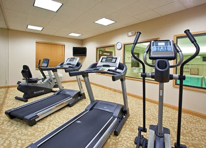 Fitness Facility   Holiday Inn Express & Suites Chesterfield