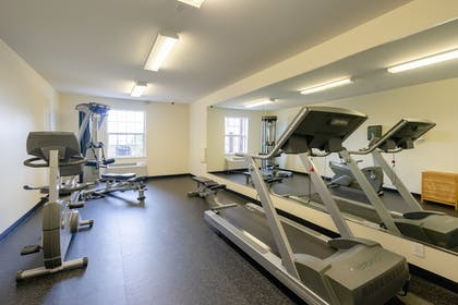 Fitness Facility | Cottonwood Suites Westminster