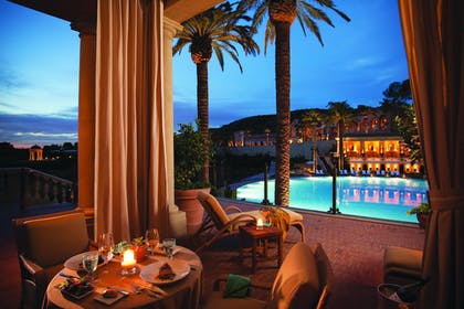 Terrace/Patio | The Resort at Pelican Hill