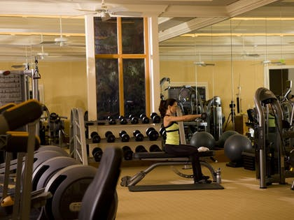 Fitness Facility | The Resort at Pelican Hill