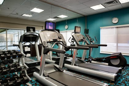 Fitness Facility | Fairfield Inn & Suites Lake City