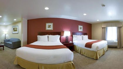 Guestroom   Holiday Inn Express Los Angeles Airport Hawthorne