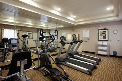 Fitness Facility | Holiday Inn Express Los Angeles Airport Hawthorne