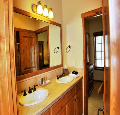 Bathroom Sink | Tamarack Resort
