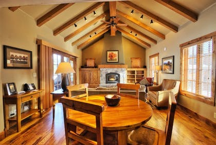 Living Area | Tamarack Resort